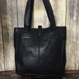 Clava American Leather Tote